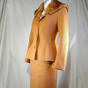 Christian Dior Vintage Wool suit